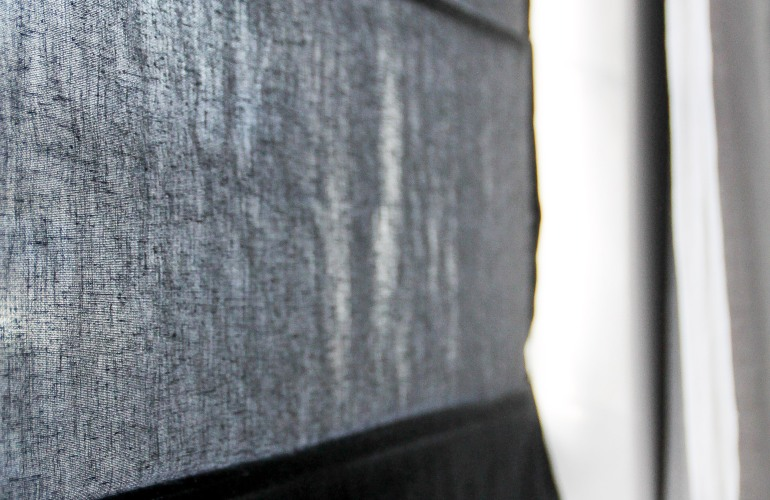 Before and after: raamdecoratie van inside blinds