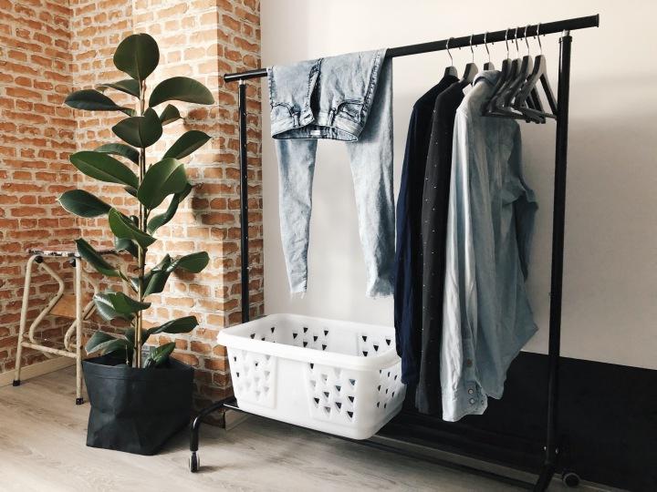 Zo hang je je wasgoed interieurproofop